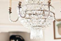 chandeliers / chandeliers / by Debbie Napper