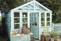 Cosas bonitas en el jardín / En este tablero pondremos cosas bonitas para el jardín, ¡ideas que nos hacen soñar!
