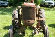 Tractor Love / by Donna Wilkes