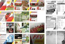 Own Work - Printdesign / Printdesign aus Leipzig. Broschüren, Visitenkarten, Flyer, Prospekte