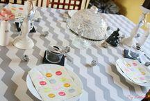 Table de fête Pink Romantique IBA / Sweet table IBA. Merci de laisser un commentaire sous ces photos pour me soutenir !