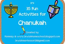 Chanukah for Kids / by Kim @ HSKids & Families