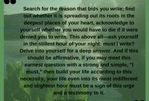 Writing Hints and Tips