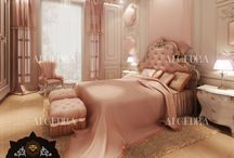 Bedroom Interior Design / ALGEDRA designers will help you to find the right solution and will make sure that your requirements, needs and style is shown in the finish result.