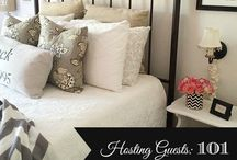 Guest room / by KissHug Design