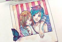 Chloe e Max ♥