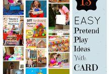 Home School: Pretend Play