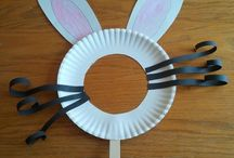 School - Easter Crafts