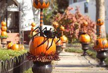 Halloween / by Leah Vahrenkamp