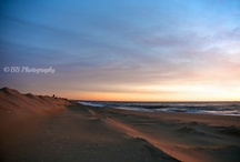 Sunrises and Sunsets on the Jersey Shore