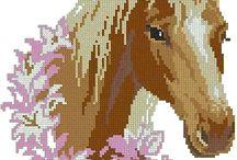paarden patronen