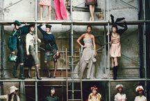 Fashion editorials / by María Morillas