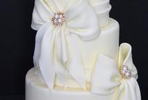 Bow Wedding Cakes