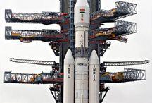 Aviões e foguetes espaciais