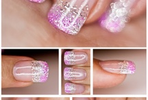 Nails on the fingers (:(: / by Summer Thompson