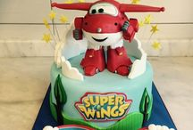 Super wings / Pins that involve the show Super Wings