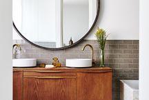 Bathroom / Inspiration for Bathroom interior design.
