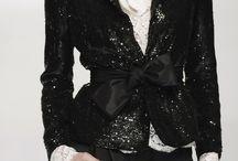 Black and white , chic !!