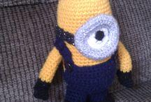 amigurumi made by me / crochet amigurumi