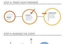 Événement, événementiel, live event / Infographies liées au monde de l'événementiel
