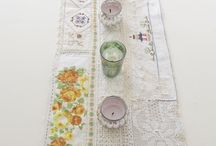 Régi textilek felhasználása