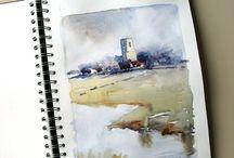 Watercolor: Landscape / by Svetlana Davidova