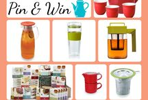 Pin & Win With Davidson's / Repin anything on this board during the month of April 2015 for the chance to win an assortment of teas and accessories! The more items you repin, the better your chance of winning.