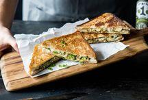 Sandwiches und Co