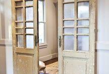 Deuren / Mijn tic voor mooie deuren