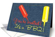 Summer Fun Invitations