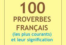 Proverbe fr