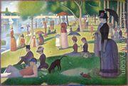 Pointillism Paintings / Pointillism Paintings and Art
