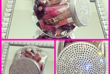 Aufbewahrung schminke