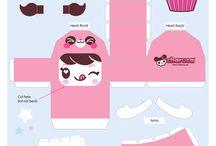 Brown Bag Lady Ideas