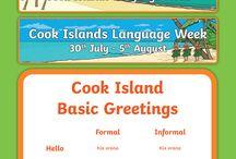 Cook Island Language Week