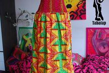 Empress Menen dress by Tabatap