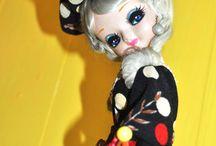 Japanese Bradly Doll