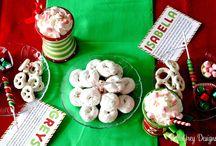 Elf on the Shelf Breakfast / by Jennifer Kirlin | BellaGrey Designs
