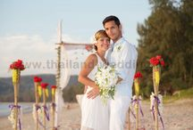 Phuket Wedding / by Thailand Wedding
