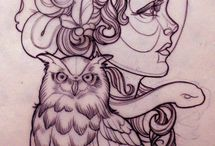 Tattoo ideas / Athena