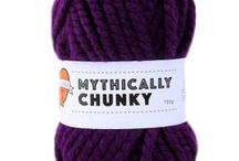 Cygnet Mythically Chunky / Cygnet Mythically Chunky is a collection that is the result of Cygnets collaboration with Louise Walker. Together we have created a range that inspires images of fairytale castles and mythical beasts.  Sincerely Louise is renowned in the knitting world for her incredible faux-taxidermy knits