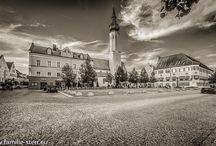 Erding / Erding - Herzogstadt im Norden Münchens und meine Heimat