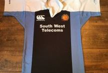 Exeter Rugby Shirts