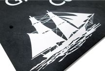 Custom Engraved Crests & Logos