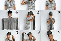 Turbante Tutorial
