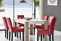 [en.casa]® Esszimmer Esstisch Stühle Design Moderne Wohninspiration