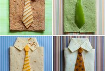 Father's Day & Mother's Day Recipes / by Ashley Wakin