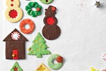 Christmasy Stuff / by Theresa Hernandez