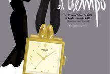 """Exposición de Tissot en el Museo del Traje """"Vistiendo el Tiempo"""""""