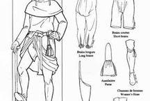 strój rycerski